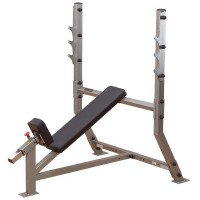 Наклонная скамья для жима Body Solid Pro-Club SIB359G